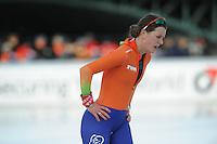 SCHAATSEN: BOEDAPEST: Essent ISU European Championships, 08-01-2012, 5000m Ladies, Ireen Wüst NED, ©foto Martin de Jong