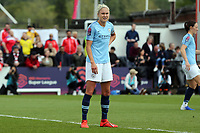 Steph Houghton of Manchester City Women during Arsenal Women vs Manchester City Women, FA Women's Super League Football at Meadow Park on 11th May 2019
