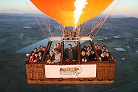 20130808 August 08 Hot Air Balloon Gold Coast