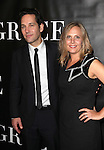 Paul Rudd and Julie Yaeger attending the Opening Night Performance After Party for 'Grace' at The Copacabana in New York City on 10/4/2012.