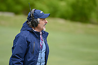 David Feherty walks down 2 during day 5 of the WGC Dell Match Play, at the Austin Country Club, Austin, Texas, USA. 3/31/2019.<br /> Picture: Golffile | Ken Murray<br /> <br /> <br /> All photo usage must carry mandatory copyright credit (&copy; Golffile | Ken Murray)