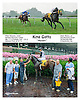 King Gatto winning at Delaware Park on 8/19/15
