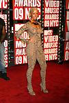 New York, New York  - September 13: Amber Rose  arrives at the 2009 MTV Video Music Awards at Radio City Music Hall on September 13, 2009 in New York, New York.