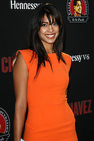 "HOLLYWOOD, LOS ANGELES, CA, USA - MARCH 20: Stephanie Sigman at the Los Angeles Premiere Of Pantelion Films And Participant Media's ""Cesar Chavez"" held at TCL Chinese Theatre on March 20, 2014 in Hollywood, Los Angeles, California, United States. (Photo by Celebrity Monitor)"
