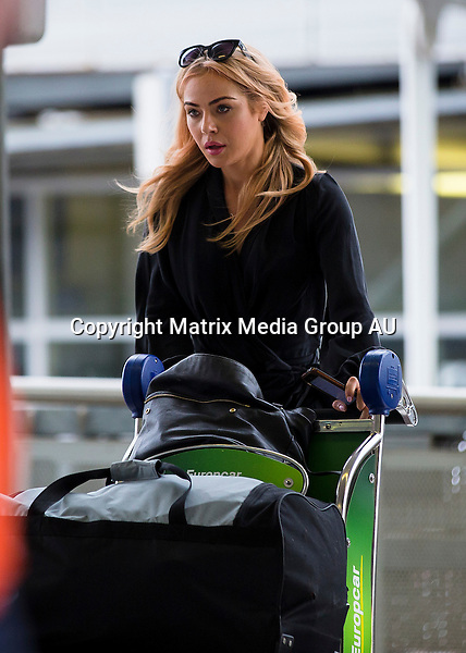 11 OCTOBER 2015 SYDNEY <br /> AUSTRALIA<br /> <br /> EXCLUSIVE PICTURES<br /> <br /> Jessica Marais pictured in a skimpy black dress and knee high boots as she arrives at Sydney Domestic Airport for a flight. <br /> <br /> *ALL WEB USE MUST BE CLEARED*<br /> <br /> Please contact prior to use:  <br /> <br /> +61 2 9211-1088 or email images@matrixmediagroup.com.au <br /> <br /> Note: All editorial images subject to the following: For editorial use only. Additional clearance required for commercial, wireless, internet or promotional use.Images may not be altered or modified. Matrix Media Group makes no representations or warranties regarding names, trademarks or logos appearing in the images.