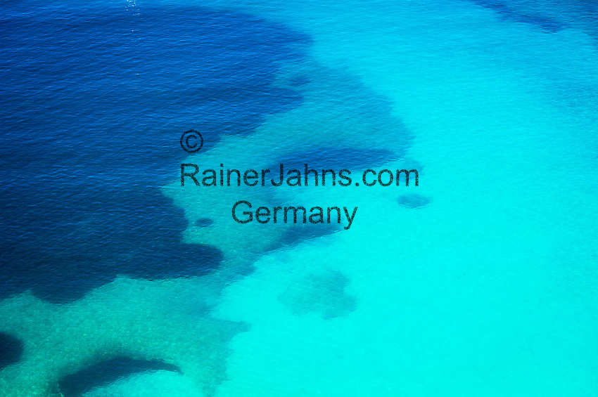 France, Provence-Alpes-Côte d'Azur, Villefranche-sur-Mer: water colours | Frankreich, Provence-Alpes-Côte d'Azur, Villefranche-sur-Mer: Wasserfarben der Côte d'Azur