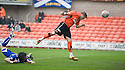 :: DUNDEE UTD'S DAVID GOODWILLIE SCORES UNITED'S THIRD :: .23/04/2011   Copyright  Pic : James Stewart.sct_jsp003_dundee_utd_v_kilmarnock .James Stewart Photography 19 Carronlea Drive, Falkirk. FK2 8DN      Vat Reg No. 607 6932 25.Telephone      : +44 (0)1324 570291 .Mobile              : +44 (0)7721 416997.E-mail  :  jim@jspa.co.uk.If you require further information then contact Jim Stewart on any of the numbers above.........