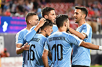 St. Louis, MO, September 10 2019.The USMNT tied Uruguay 1-1 in an international friendly at Busch Stadium.