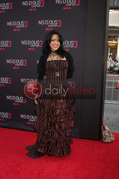Laurene Alvarado at the &quot;Insidious Chapter 3&quot; Premiere, TCL Chinese Theater, Hollywood, CA 06-04-15<br /> David Edwards/DailyCeleb.com 818-249-4998