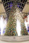 Galleria Tree Lighting 2013