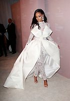 NEW YORK, NY - SEPTEMBER 13: Rihanna at the Clara Lionel Foundation&rsquo;s 4th Annual Diamond Ball at Cipriani Wall Street in New York City on September 13, 2018. <br /> CAP/MPI99<br /> &copy;MPI99/Capital Pictures