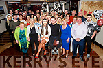 Jane Swanson, Leith, Tralee and Barry Lynch, Kevin Barry's Tralee celebrates their Engagement with family and friends at Benners Hotel on Saturday