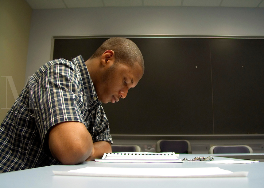 College Students study