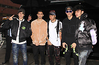 NEW YORK, NY - FEBRUARY 13: CNCO at Build Series on February 13, 2020 in New York City.    <br /> CAP/MPI/EN<br /> ©EN/MPI/Capital Pictures