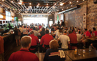 COLUMBUS, OH - US Soccer Chalk Talk with Taylor Twellman and Ian Darke.