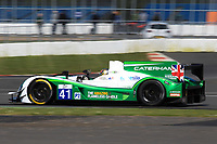 #41 GREAVES MOTORSPORT (GBR) ZYTEK Z11SN NISSAN TOM KIMBER SMITH (GBR) CHRIS DYSON (USA) MATTHEW MCMURRY (USA)