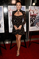"LOS ANGELES - JUN 14:  Christina Ochoa at the ""Maiden"" Los Angeles Premiere at the Linwood Dunn Theater on June 14, 2019 in Los Angeles, CA"