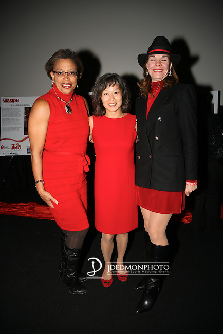 Go Red Party at Mez