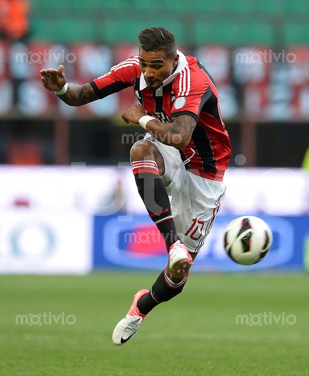 FUSSBALL INTERNATIONAL   SERIE A   SAISON 2012/2013    AC Mailand - Sampdoria  26.08.2012 Kevin Prince Boateng (AC Mailand)