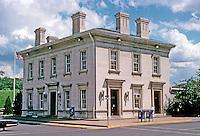 Galena: Post Office, 1856-58. Photo '77.