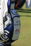 Jeff Overton bag .on practice day of the USGA at Congressional, Bethesda, Washington, 15/6/11.Picture Fran Caffrey/www.golffile.ie