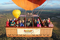 20141026 26 October Hot Air Balloon Cairns