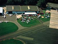 Oktober 1987. Luchthaven Deurne.