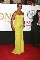 LOS ANGELES - JAN 15:  Samira Wiley at the 49th NAACP Image Awards - Arrivals at Pasadena Civic Center on January 15, 2018 in Pasadena, CA