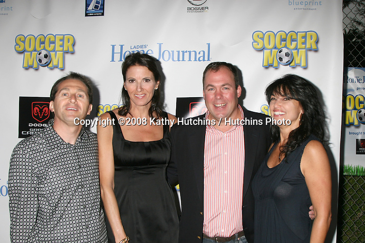"The Premiere of ""Soccer Mom"" presented by Ladies' Home Journal & Bogner Entertainment at the La Cienega Park, in Beverly Hills, CA on.September 20, 2008.©2008 Kathy Hutchins / Hutchins Photo...."