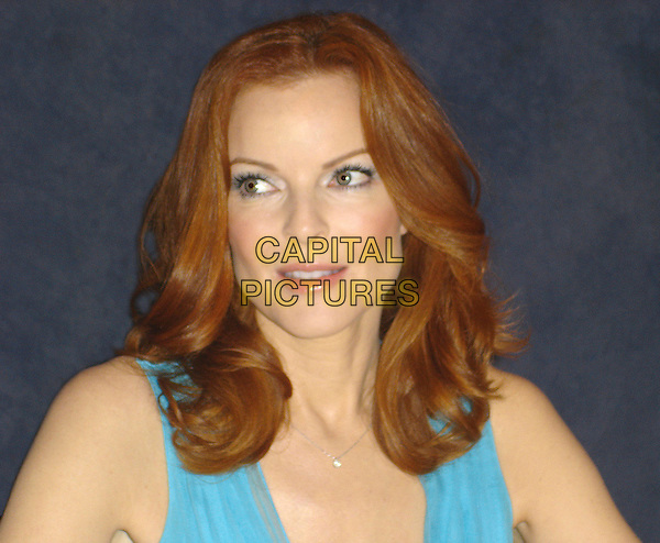 "MARCIA CROSS.""Desperate Housewives"" press conference, Four Seasons, Los Angeles, USA..Ref: AW.July 28th, 2006.headshot portrait.www.capitalpictures.com.sales@capitalpictures.com.©Anita Weber/Capital Pictures."