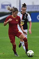 Andrine Hegerberg (Roma)<br /> <br /> Roma 24/11/2019 Stadio Tre Fontane <br /> Football Women Serie A 2019/2020<br /> AS Roma - Juventus <br /> Photo Andrea Staccioli / Insidefoto