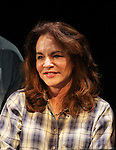 Stockard Channing during the Curtain Call for the 10th Anniversary Production of 'The Exonerated' at the Culture Project in New York City on 9/19/2012.