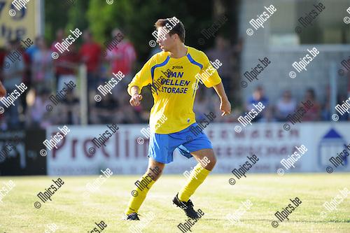 2012-07-24 / Voetbal / seizoen 2012-2013 / R. Kapellen FC / Senne Vanderheyden..Foto: Mpics.be