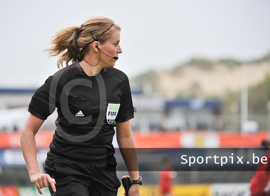 KNVB Beker Finale : ADO Den Haag - FC Twente : Nicolet Bakker<br /> foto DAVID CATRY / Nikonpro.be