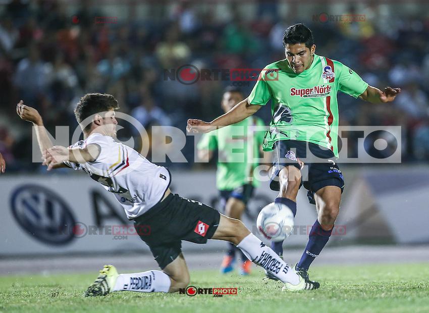 Leones Fc vs Cimarrones FC