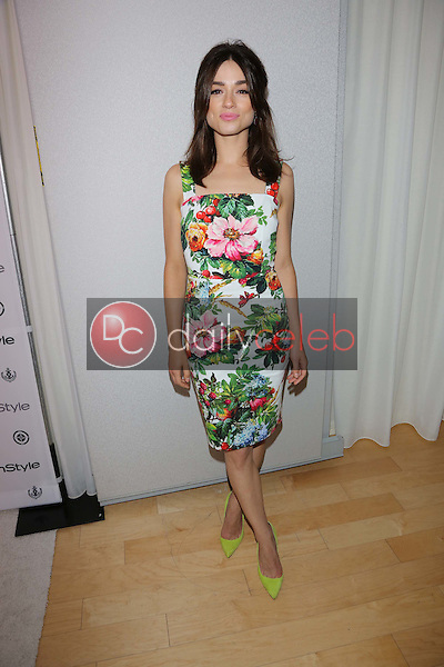 Crystal Reed<br /> at the 12th Annual InStyle Summer Soiree, Mondrian, West Hollywood, CA 08-14-13<br /> David Edwards/DailyCeleb.com 818-249-4998