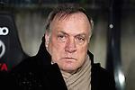 Nederland, Nijmegen, 15 december  2012.Eredivisie.Seizoen 2012-2013.N.E.C.-PSV.Dick Advocaat, trainer-coach van PSV