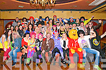 Stephen Hayes from Ballyspillane enjoying his themed 30th Birthday party with friends and family in the Killarney Avenue Hotel last Saturday night.