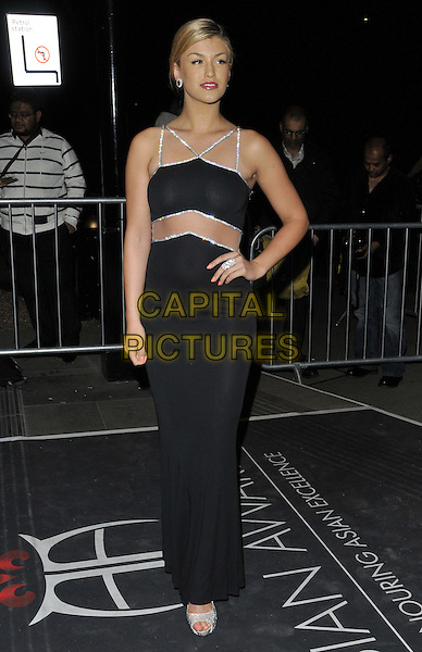 LONDON, ENGLAND - APRIL 04: Amy Willerton attends the Asian Awards 2014, Grosvenor House Hotel, Park Lane, on Friday April 04, 2014 in London, England, UK.<br /> CAP/CAN<br /> &copy;Can Nguyen/Capital Pictures