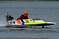 99-W   (Outboard Hydroplanes)