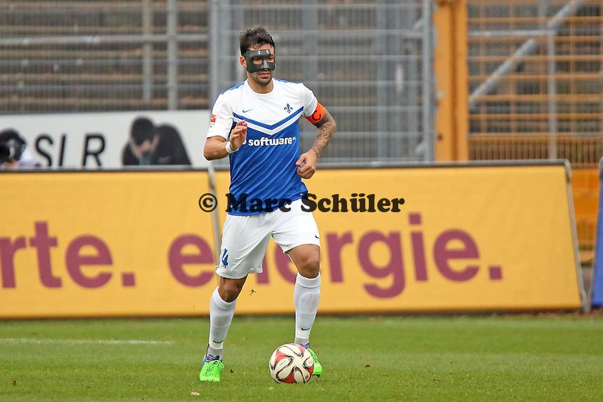 Aytac Sulu (SV98) - SV Darmstadt 98 vs. SpVgg. Greuther Fuerth, Stadion am Boellenfalltor