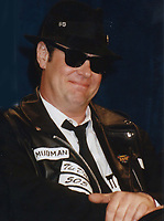 Blues Brothers6031.JPG<br /> <br /> 1997 <br /> John Goodman, James Belushi,<br /> Dan Aykroyd, James Brown 1997<br /> Photo to By John Barrett-PHOTOlink.net/MediaPunch