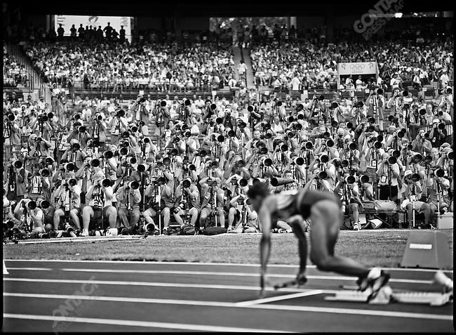 4x100m women relay, Summer Olympics, Atlanta, Georgia, USA, July 1996