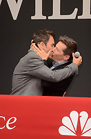 "Eric McCormack, Sean Hayes<br /> at the ""Will & Grace"" Start of Production Kick Off Event, Universal Studios, Universal City, CA 08-02-17<br /> David Edwards/DailyCeleb.com 818-249-4998"