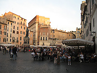 Campo di Fiore (Part 2) - Rome
