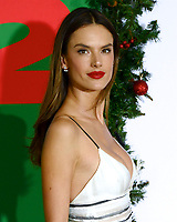 04 November 2017 - Westwood, California - ALESSANDRA AMBROSIO. &quot;Daddy's Home 2&quot; Los Angeles Premiere held at Regency Village Theatre. <br /> CAP/ADM/BB<br /> &copy;BB/ADM/Capital Pictures