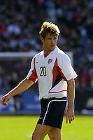 Brian McBride, Honduras vs USA, 2002.