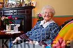 Hannah O'Shea, Killarney, pictured before her 100th birthday celebrations.