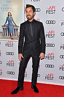 "LOS ANGELES, CA. November 08, 2018: Justin Theroux at the AFI Fest 2018 world premiere of ""On the Basis of Sex"" at the TCL Chinese Theatre.<br /> Picture: Paul Smith/Featureflash"