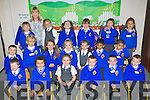 Pictured on the first day of school in CBS Primary School, Tralee are Ms. Sarah Behan's class:.Front row l-r: Cian Heaslip, Eymen Salem, Hayley Connolly, Brandon Healy, Daithi Smullen, Michael Carey.Middle row l-r: Oisi?n Breen, Emily Malakhova, Karrie O'Callaghan, Nicole Arejevea, Sara Reko, Shebin Shaji, Samo Roy.Back row l-r: Fionn Heaslip, Ms. Behan (teacher), Oliwia Siergiej, Alva Daughton, Evie Faggeter, Wiktoria Skotak, Sara Anghel.